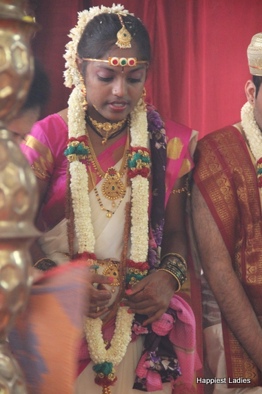 beautiful karnataka bride