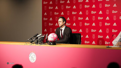 PES 2020 Press Room AFC Ajax by Ivankr Pulquero