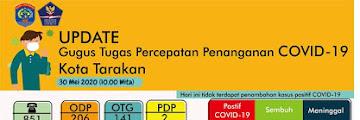 Press Release COVID-19 Tarakan 30 Mei 2020