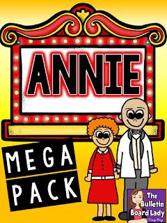 Annie Mega Pack