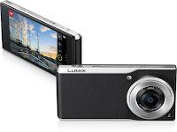 Panasonic Lumix DMC-CM10, Camera Phone Tertipis Dan Unik Di Dunia