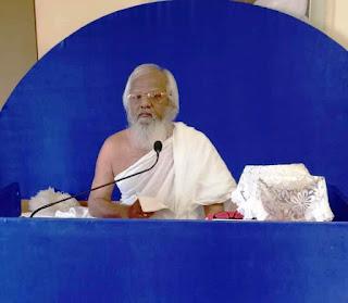 श्री मोहनखेड़ा में आचार्यश्री की महामांगलिक का हुआ आयोजन