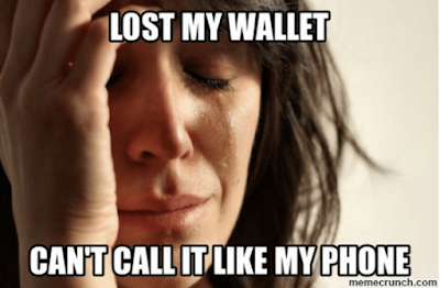 Lost Wallet Meme