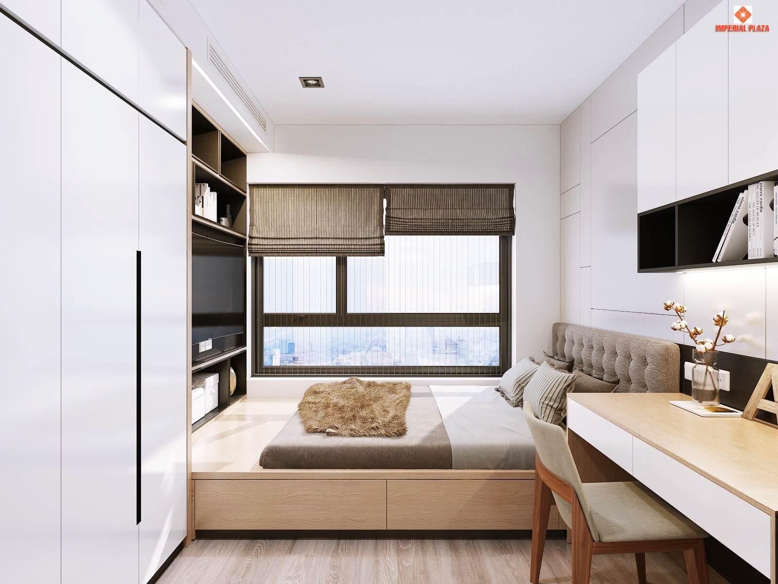 Thiết kế nội thất căn hộ chung cư 360 Giải Phóng