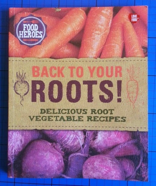 Back To Your Roots Cookbook Recipe Book Root Vegetables
