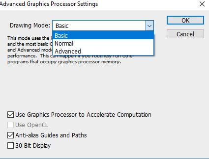 Cara Memperbaiki adobe photoshop yang blink - blink hitam pada layar (fixed)