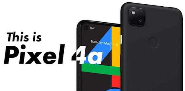Download Google Pixel 4A User Guide PDF 2020