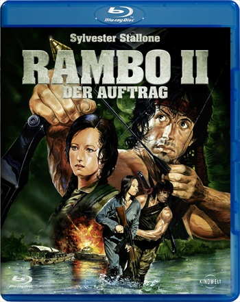 Rambo First Blood II (1985) Dual Audio Hindi 480p BRRip 300mb