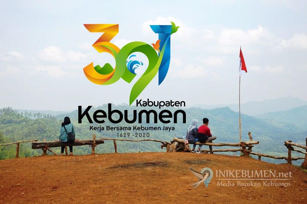 Resmi, Pemkab Kebumen Luncurkan Logo Hari Jadi ke-391
