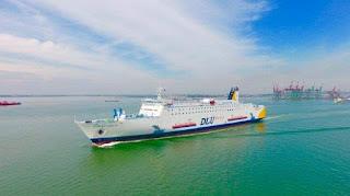 Jadwal Lengkap Kapal Laut Dharma Ferry