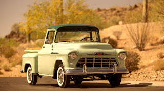 1956 Chevrolet Series 3100 Pickup Front Right