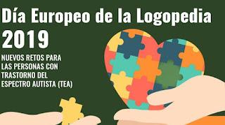 Miércoles Mudo Día Europeo de la Logopedia