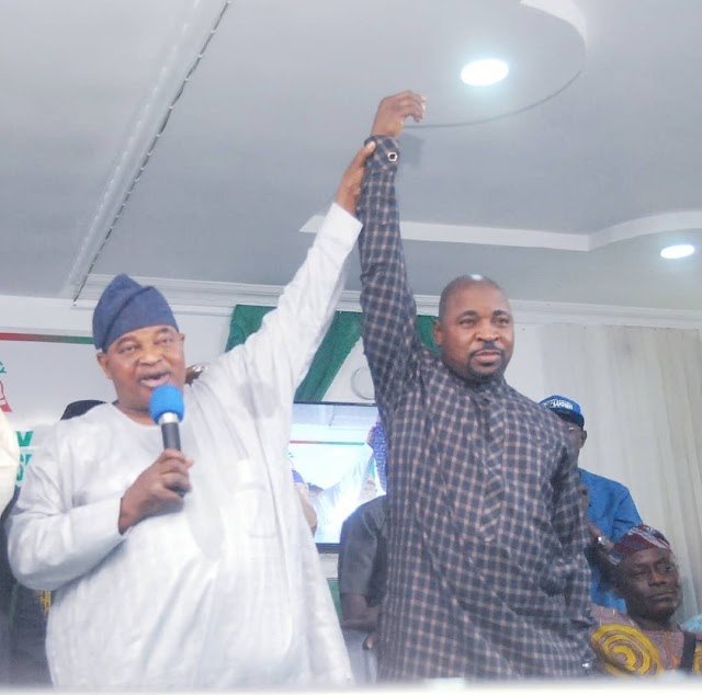 Mc Oluomo Confirmed As Substantive Lagos State Chairman Of Nurtw