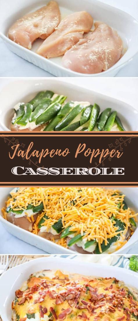 Jalapeno Popper Casserole #dinnerrecipe #food #amazingrecipe #easyrecipe