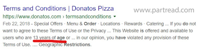 Donatos Pizza