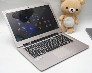 Jual Acer S3-391 ( Super Slim Laptop )