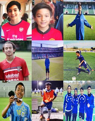 Daftar 12  pemain sepak bola muda diluar negeri yang di panggil PSSI