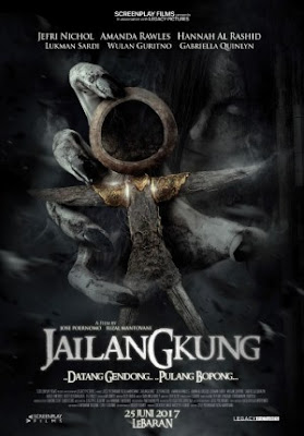 Trailer Film Jailangkung 2017