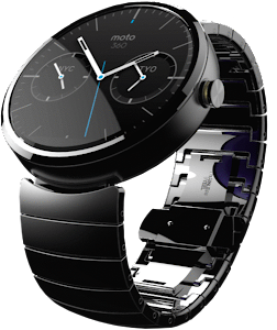 "Motorola Moto 360 will be released ""later this summer"""