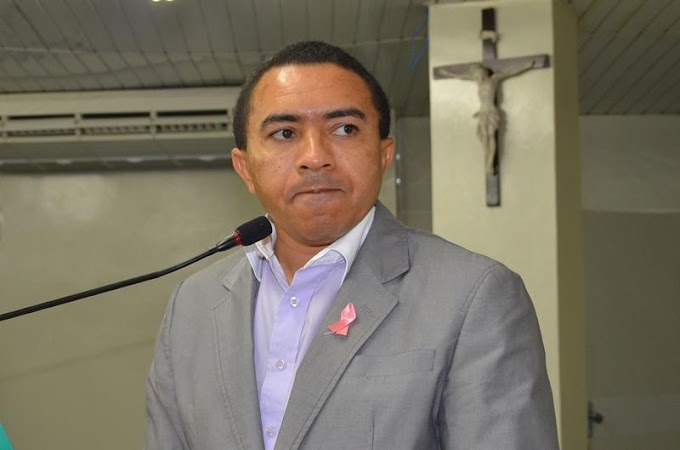 Alexandre entrega cargo de vice-líder na Câmara Municipal de Campina Grande