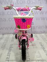 Sepeda Anak Family Daisy 12 Inci