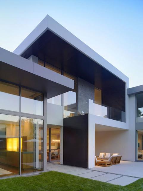 2 Storey Minimalist House