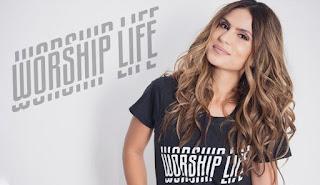 Notícias Gospel - Hoje tem Live da cantora  Aline Barros no Youtube