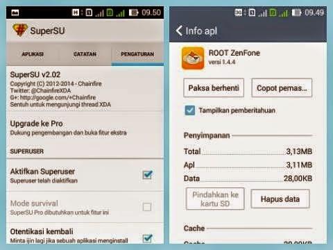Cara Root Asus Zenfone 4 T001 Tanpa Pc Karmashares Llc