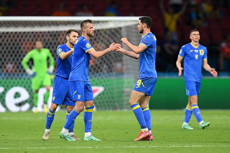 موعد مباراة أوكرانيا ومقدونيا الشمالية