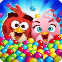 Download Game Angry Birds Stella POP Android APK