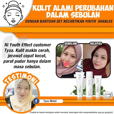 testimoni youth starter set shaklee