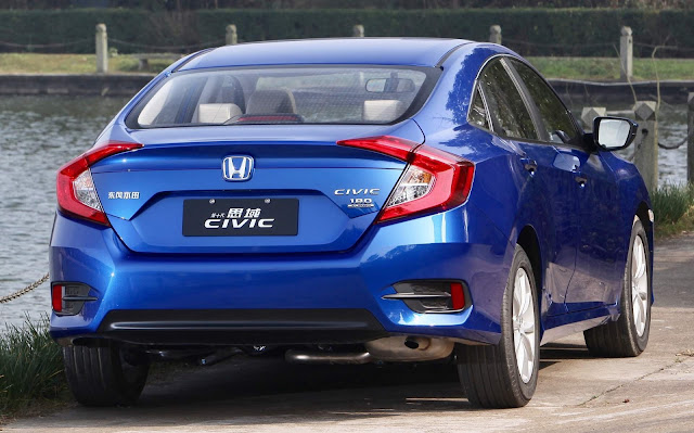 Honda Civic Turbo 2018