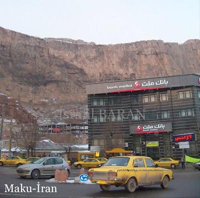 maku bank,iran