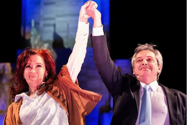 Encuesta le da amplia ventaja a los Fernández para las elecciones presidenciales en argentina