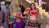 Soumya Tondon aka Bhabhiji in Beautiful Red Ghagra Choli ~  Exclusive Galleries 032.jpg