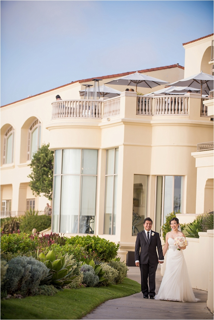 Luxurious Beach Resort Wedding in Orange County
