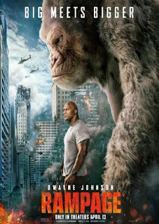 Rampage 2018 BRRip 480p 300mb Dual Audio In Hindi English