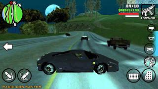 Free Download Game GTA San Andreas Mod Cheat Cleo Apk + Data Terbaru 2018