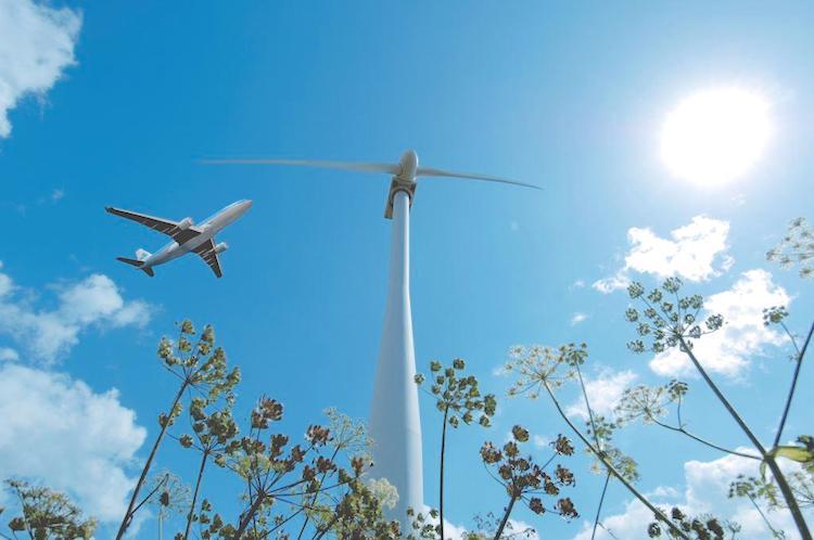 Air France KLM środowisko, Linie lotnicze, Air France, KLM, zrównoważone paliwo lotnicze, biopaliwo, samoloty eko