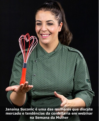 Chocolat Mulheres que inspiram: webinar reúne principais especialistas do Brasil