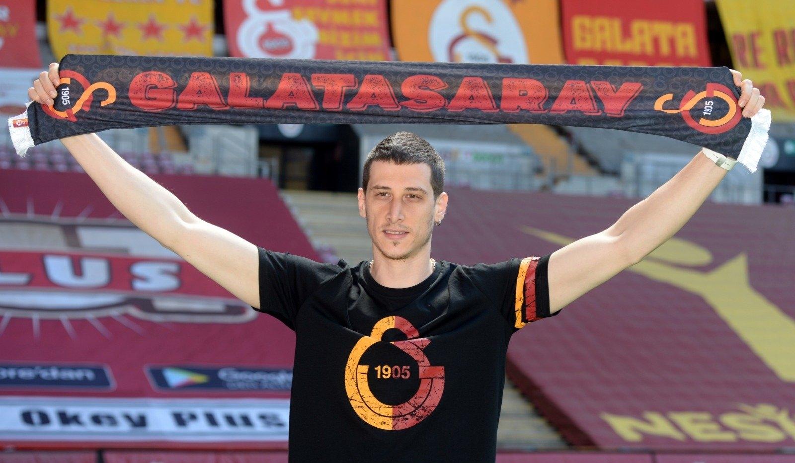 Hakkı Çapkınoğlu-Galatasaray