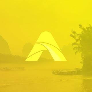 Desain Logo Ambo Belitung Tour