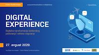 http://www.advertiser-serbia.com/online-konferencija-digital-experience-digitalna-transformacija-bankarskog-poslovanja-i-sektora-osiguranja/