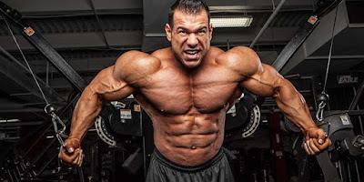 اكتسب 10 أرطال من العضلات في 8 أسابيع