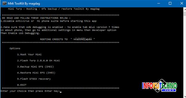 Cara Mudah Simple pasang TWRP dan ROOT MI4i (MIUI 8) Terbaru