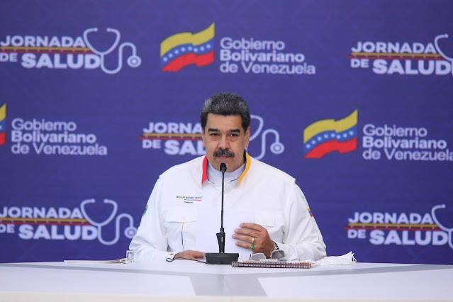 NICOLÁS MADURO CONFIRMA DIÁLOGO CON OPOSICIÓN LIDERADA POR JUAN GUAIDÓ