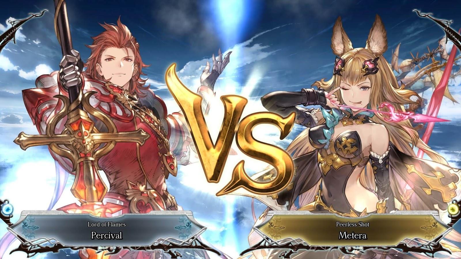 Granblue Fantasy Versus Full Español