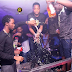 What recession? Check out these Nigerian guys washing hands with expensive bottles of wine at a club
