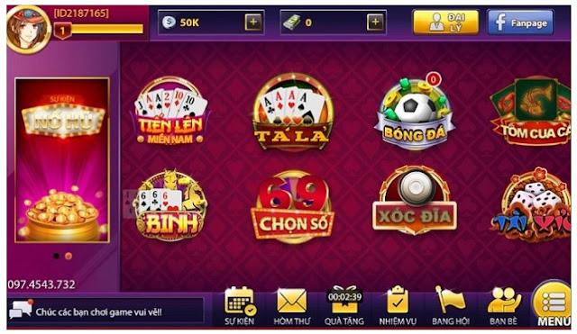 game no hu doi thuong