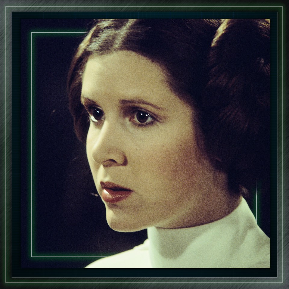 Star Wars Aficionado Website Celebrating Carrie Fisher